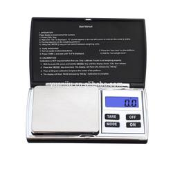 Mini pocket scale,Weigh High  Pocket Scale 1000g/0.1g Reloading