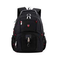 New Business Laptop Backpack Men's Backpack 17 Inch USB Computer Backpack