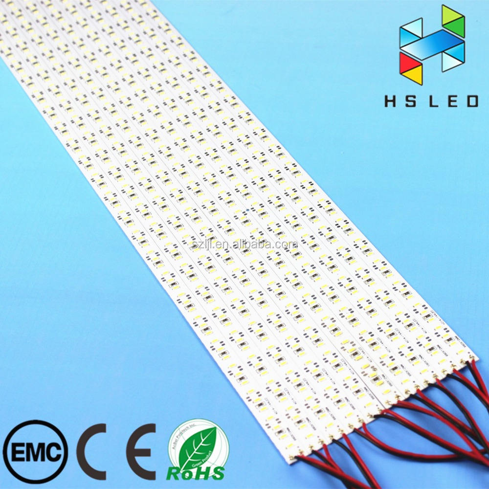 Dc12V Blanc Naturel 90 LED s/M 144 LED s/M SMD 4014 Rigide LED Bande