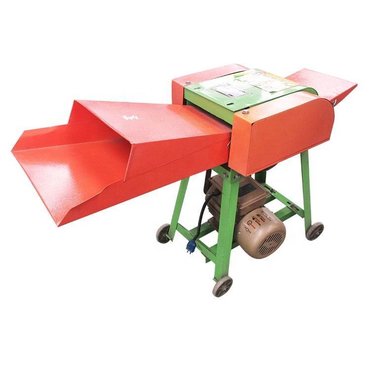 Hot Sell Grass Chopper For Animals Feed Fodder Cutting Chaff Cutter Machine India