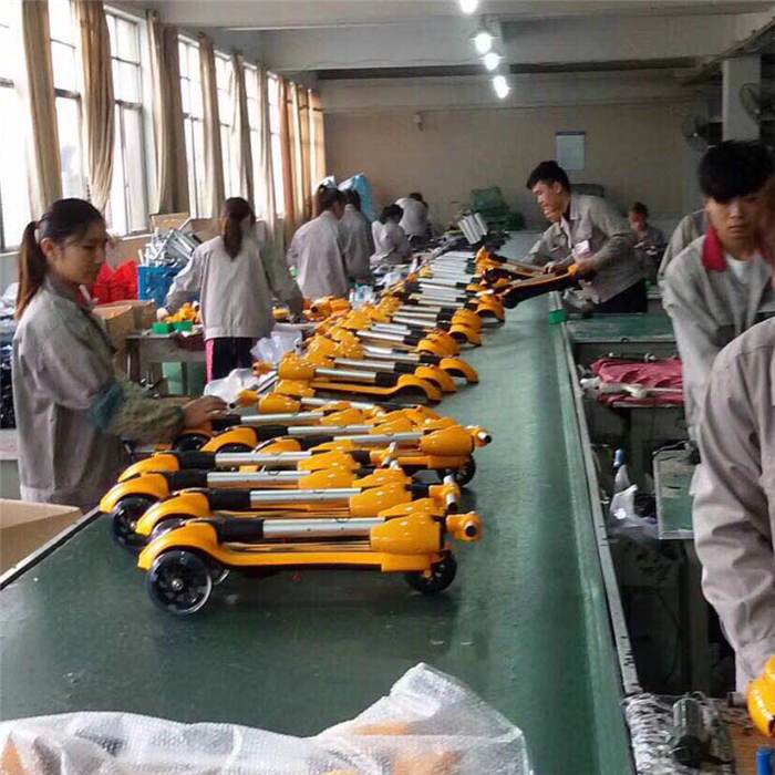 China Original Manufacturer With CE EN ASTM Certificate 3 Wheel Electric Scooter For Children