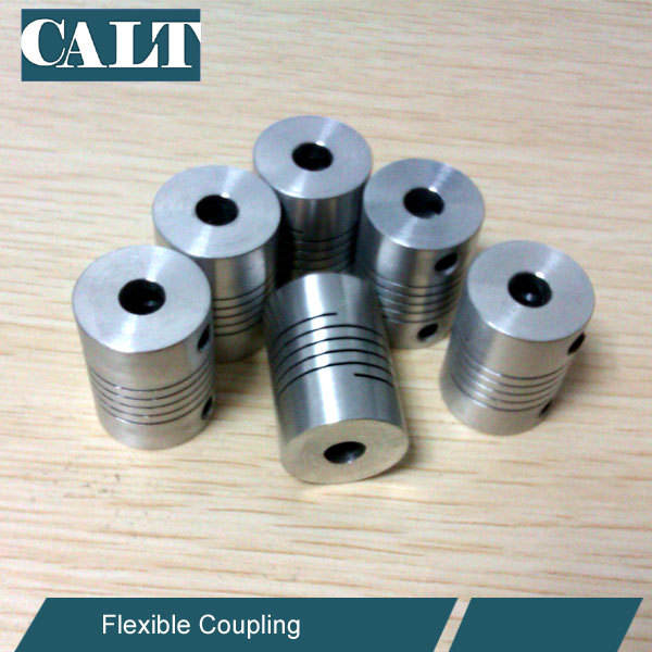 CNC Motor Jaw Shaft Coupler 6mm to 8mm Flexible Coupling