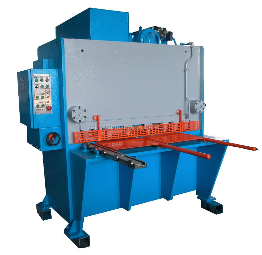 RAS 20*2500 CNC Guillotine Hydraulic Shearing Machine New CNC Machine for Sale