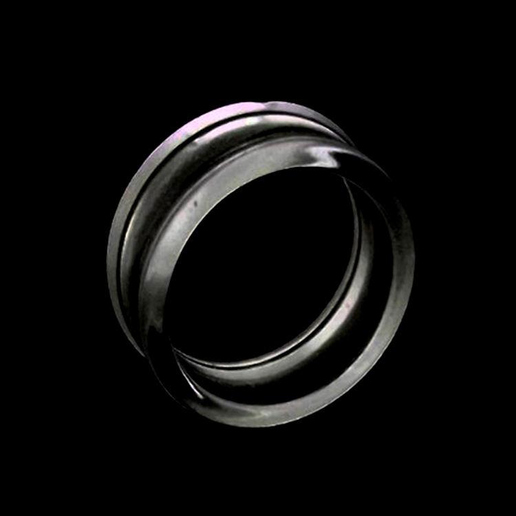 Clear Acrylic Gauges Ear Body Piercing Jewelry Ear Plug Tunnels