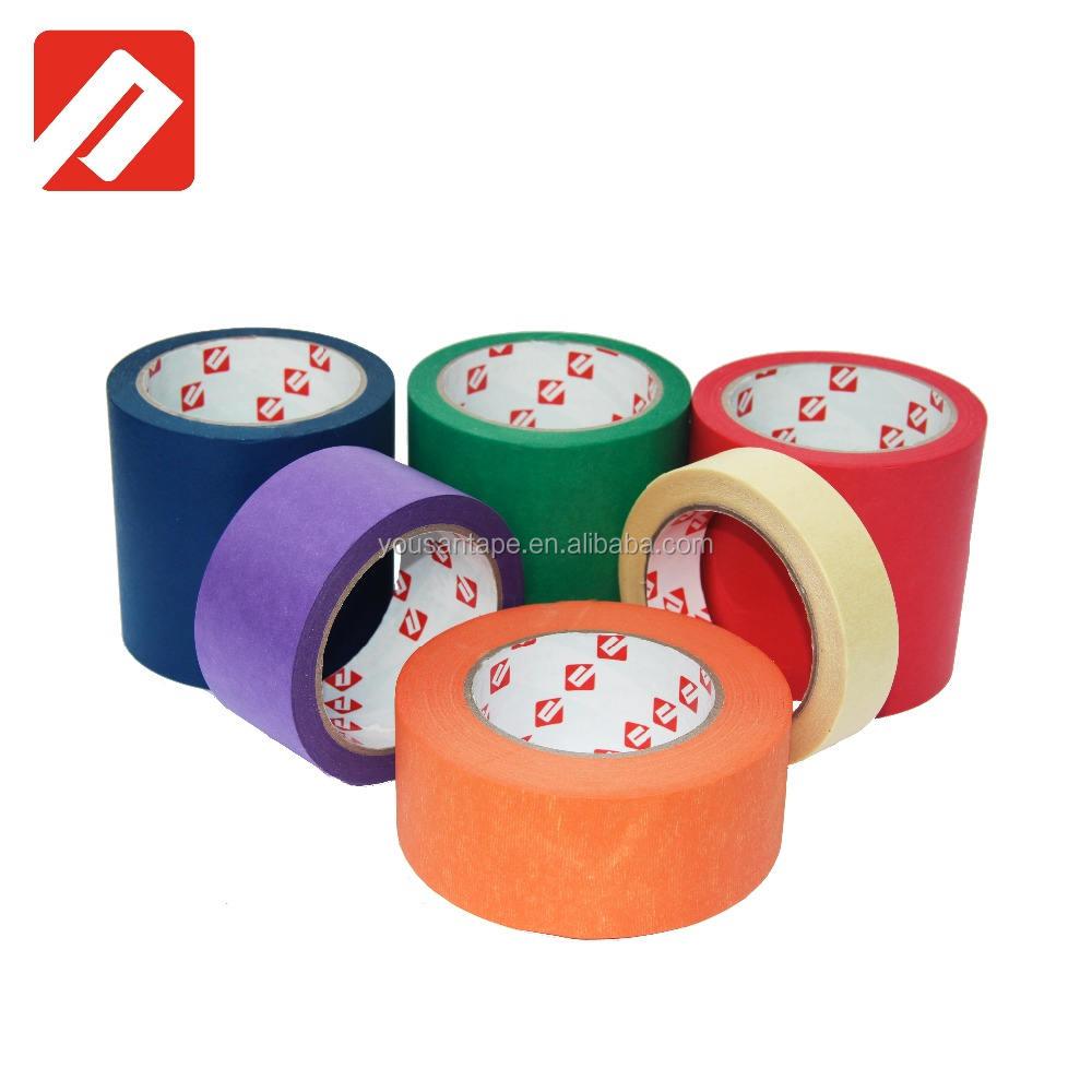 Alta calidad vinilo impermeable cinta adhesiva de color en venta
