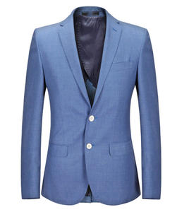 Custom Business Kasjmier Wol Mens Suit