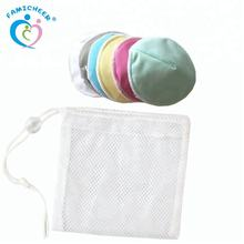 Organic Cotton Breastfeeding Pads Bamboo Nursing Pad With Bags