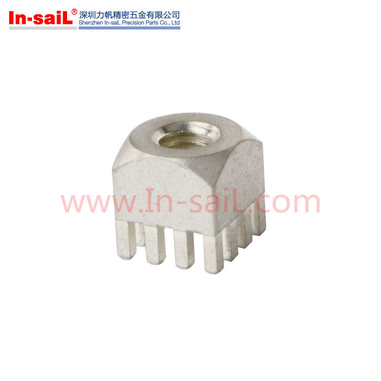 PCB press fit power element printplaat connectoren, smt connector