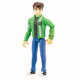 Hot sale pvc ben 10 alien force action figure