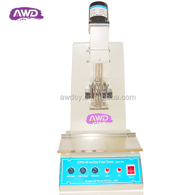 AWD68 Petroleum Testing Equipment of Aniline Point/Oil Tester ISO2977