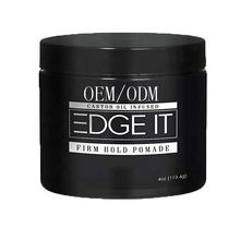 Private Label Firm Hold Pomade Extra Strong Edge Control 24 Hour Edge Tamer