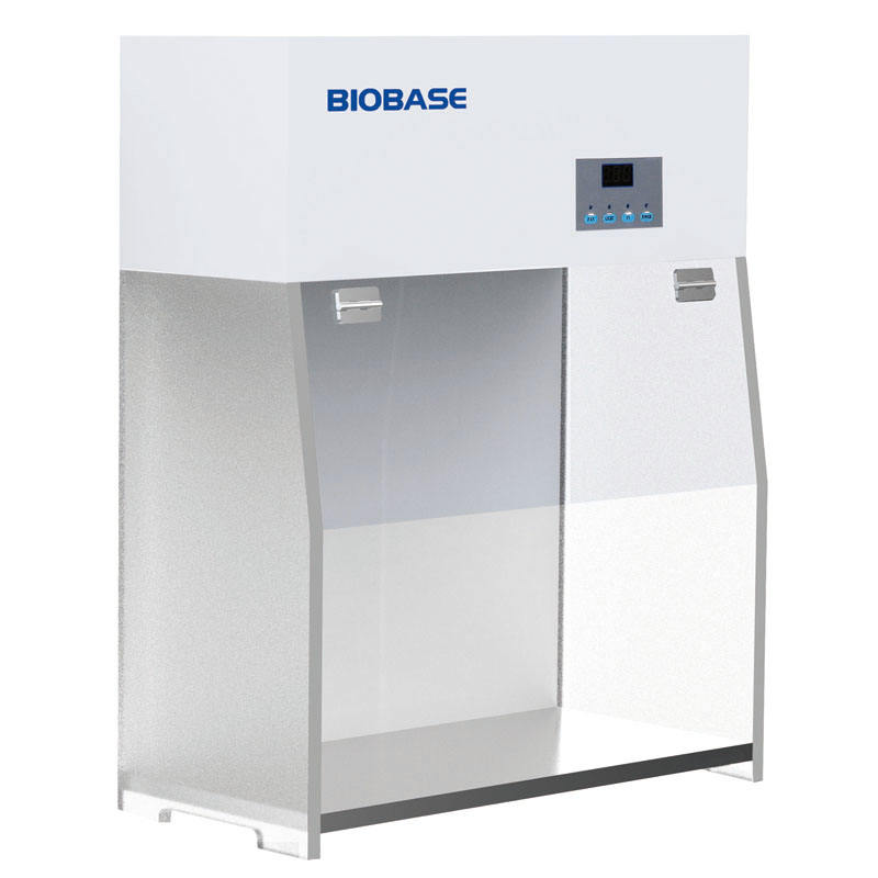BIOBASE China CE Stainless Steel Worlk Lab Bench Class I Biosafety Cabinet/Ductless Fume Hood