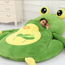 New creative so large cartoon cute comfortable mattress stuffed animals for sale