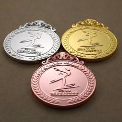 Wholesale sport metal medal customized trophy medal souvenir sports match medal