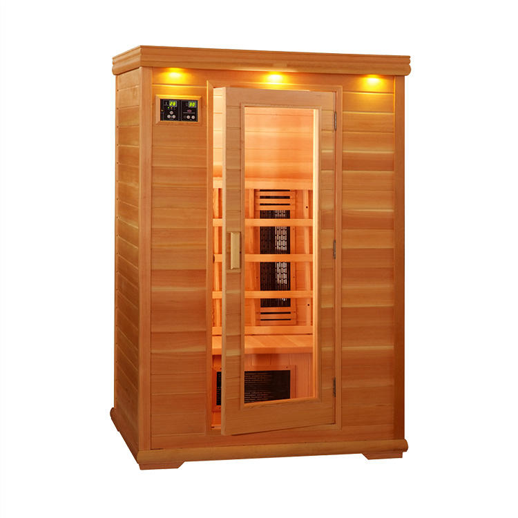 High quality infrared saunas rooms/far infrared saunas