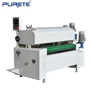 Máquina de Revestimento UV Para O Armário De Mobiliário Mdf Piso PVC Madeira Compensada Folha de Placas De Plástico