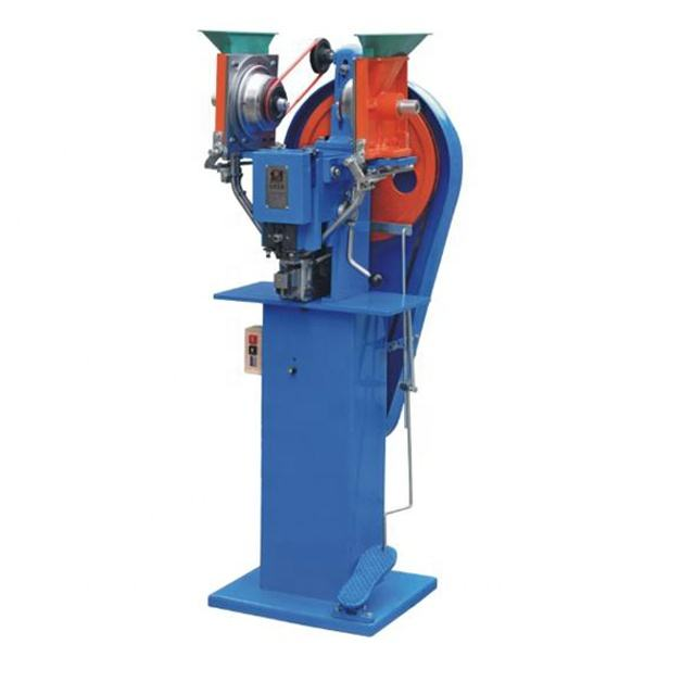 High Quality Automatic Snap Button Fastening / Attaching Machine