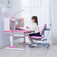 Custom Children Study Table Chair Set Girl Study Table