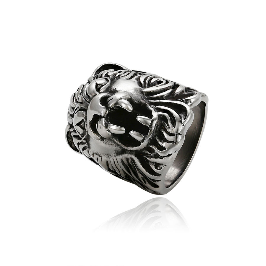 15499 xuping rvs lion ring