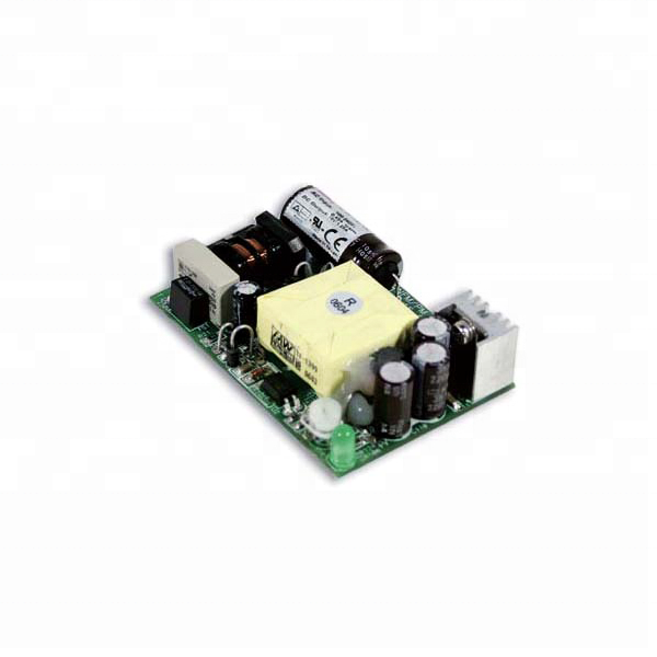 Medical SMPS Open Frame Circuit Board NFM-15-24 Meanwell 24VDC 1.25A 15W Switching Power Supply