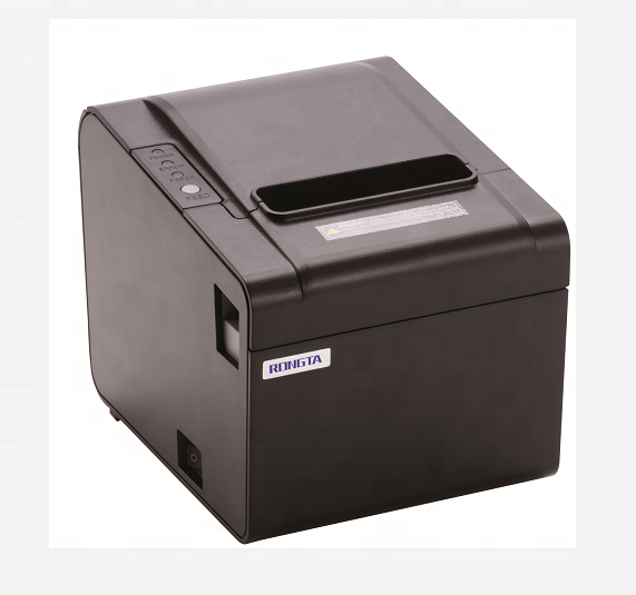RP326 USB serial Ethernet Interface Type thermal printer 80mm pos receipt thermal printer for Bill Printing Machine