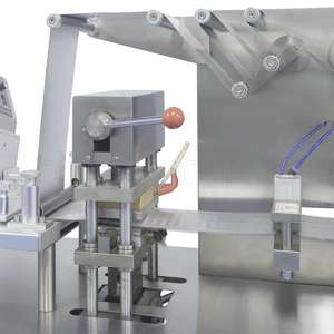 DPP-88 Automatic Blister Tablet Packing Machine For Capsule