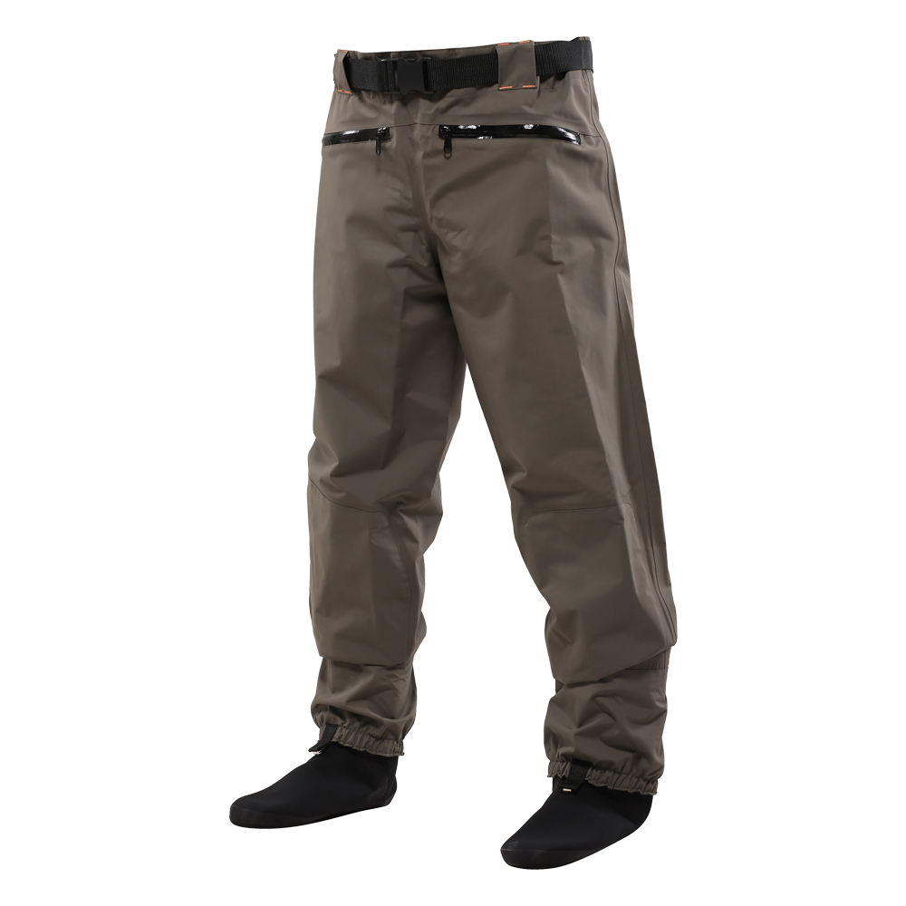 Customize OEM fly fishing breathable wader pants