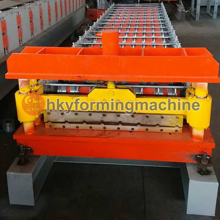 steel wall cladding tile making machine corrugated Colorful Metal Sheet Machine Manufacturer From China