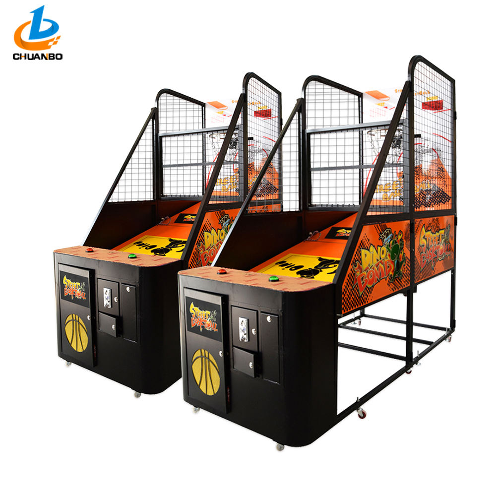Coin operated Indoor Commerciële Straat <span class=keywords><strong>Basketbal</strong></span> <span class=keywords><strong>Arcade</strong></span> <span class=keywords><strong>Game</strong></span> <span class=keywords><strong>Machine</strong></span>