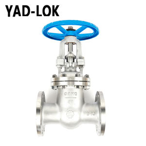 YAD-LOK Industrial Medium Pressure Globe Valve Dn80 With Forged Hand Wheestainless steel