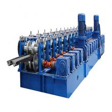 Highway road crash barrier making machine highway guardrail roll forming line