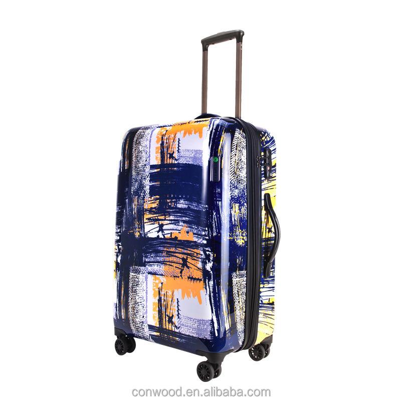 CT998 Conwood bagaj arabası tekerleği deve bagaj çantası