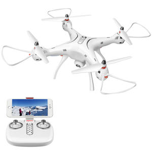 New Arrival SYMA X8PRO GPS RC Drone with Wifi camera HD FPV Selfie Drones 2.4G 4CH Professional Real-time Quadcopter Helicopter