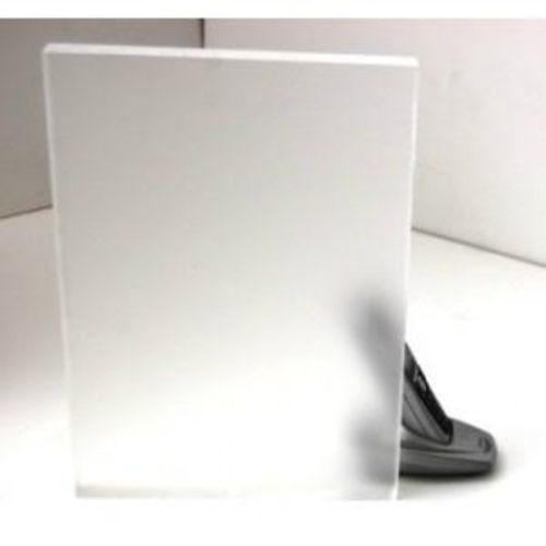 A Grade clear decorative plastic wall covering sheets 4*8 feet display acrylic frosted sheet