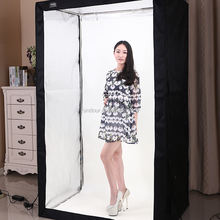 Rundour Portable DEEP 200cm photography photo studio soft led light box for photography