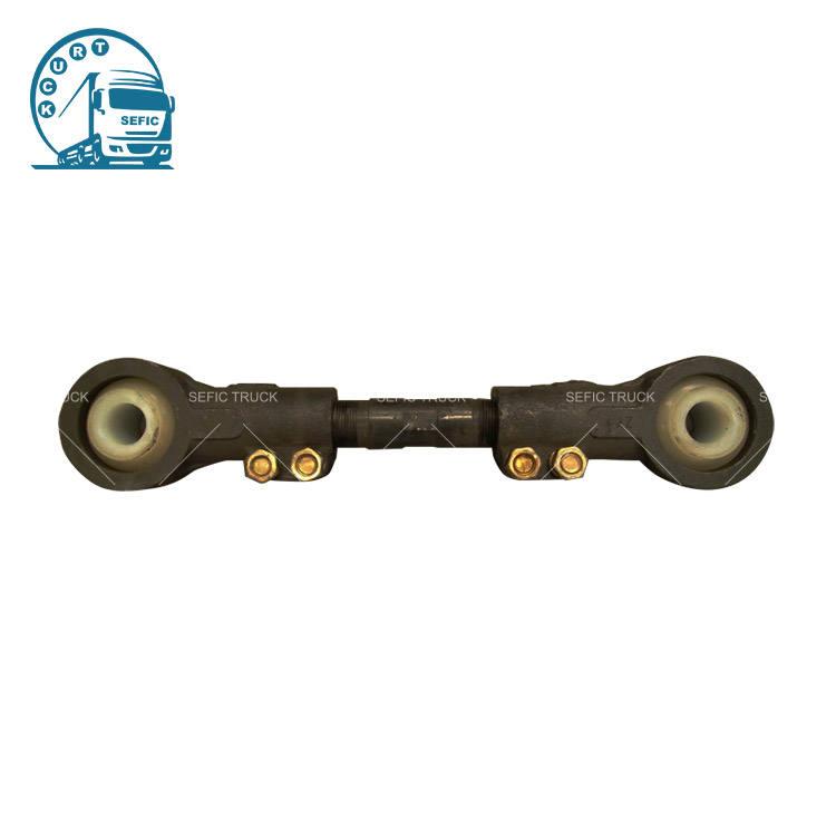 Xe tải treo phần torque arm trailer treo cố định torque arm torque rod cứng nhắc
