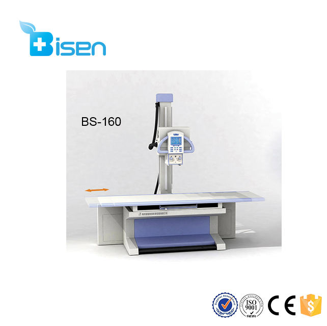 Remote Controlled X-Ray/Diagnostic X-Ray Systeem/China Producten X Ray Machine Fabrikant