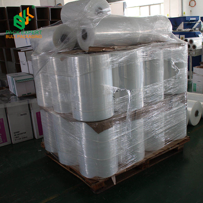 LLDPE/PE pallet wrap stretch film jumbo roll