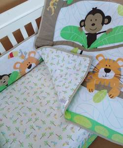 baby bedding 3 Piece Crib Bedding Set