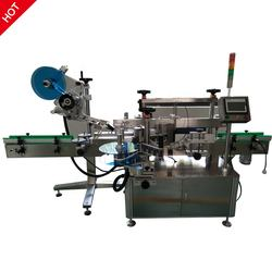 Professional One Label Three Sides Labeling Machine For Bottle