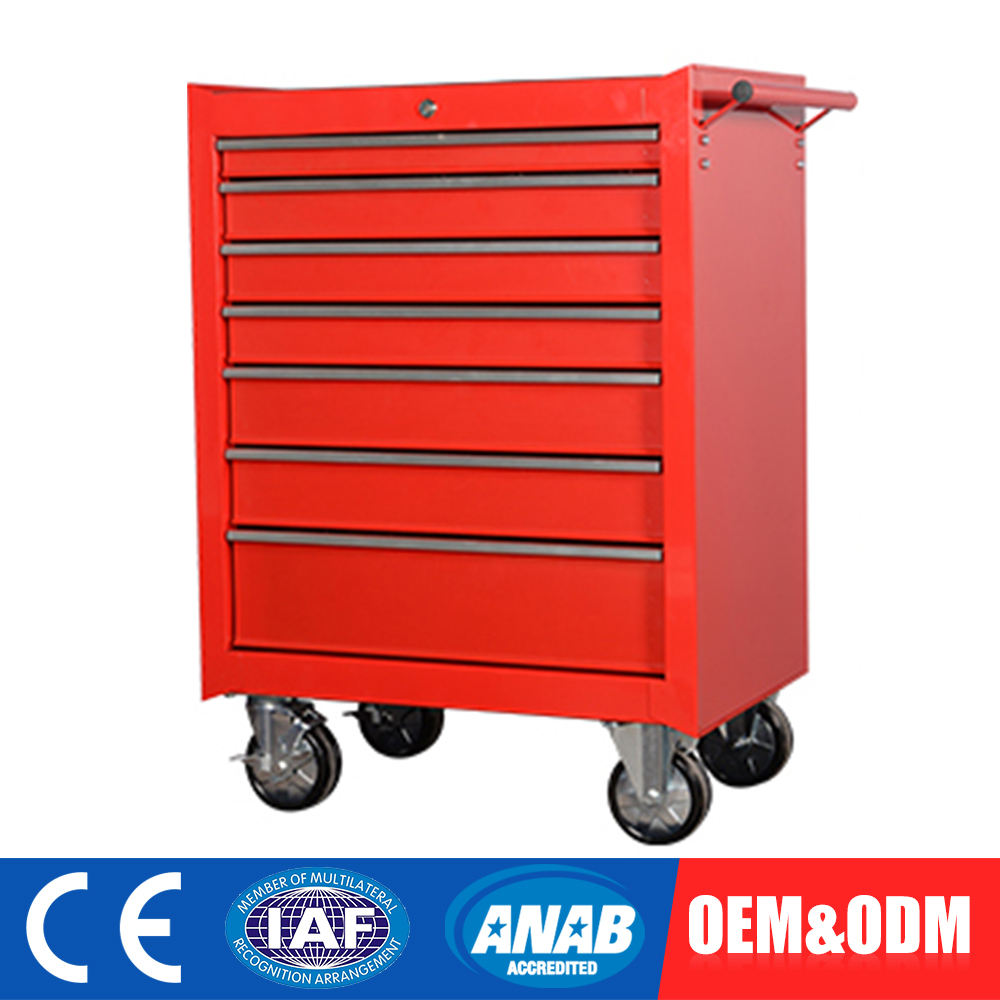 Customization Cutting Tool Work Shop Chest Trolley Storage Cabinet
