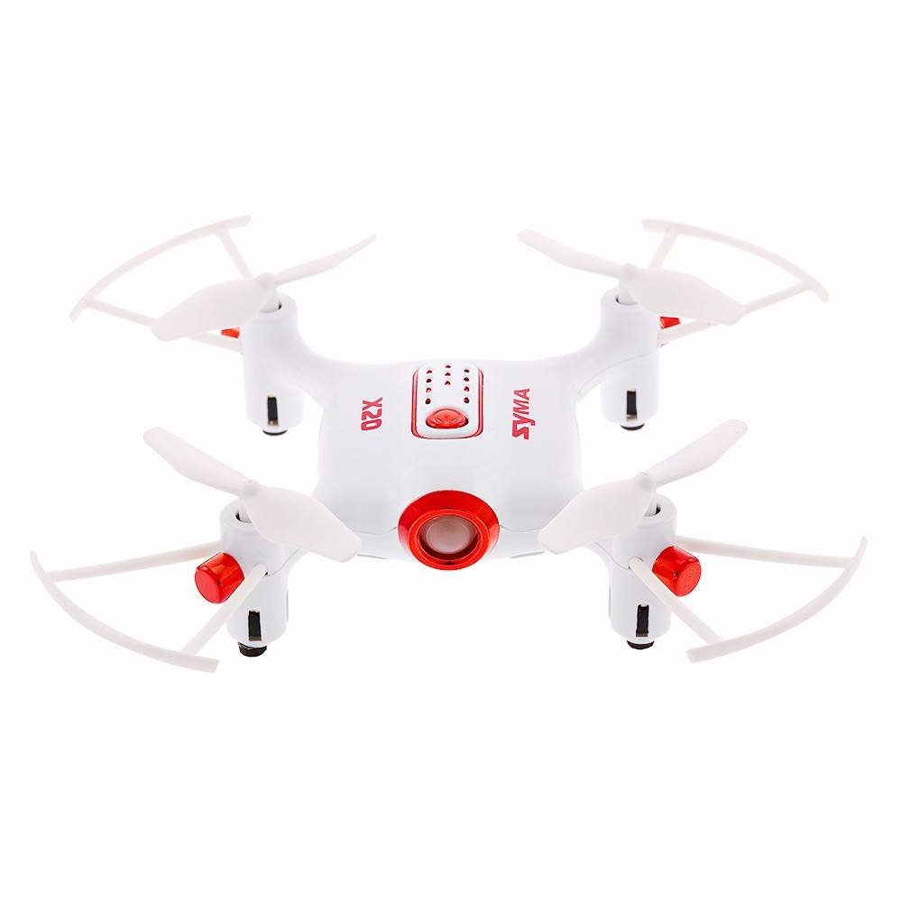 New SYMA X20 RC Quadcopter Altitude Hold 2.4G 4CH 6 Axis Gyro Helicopter Drone Headless Mode