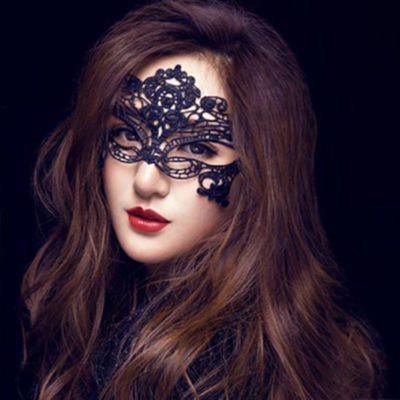 Masquerade Ball Sexy Lace Eye Mask Venetian Catwoman Halloween Prom Party Fancy Dress Costume Lady Gifts Party Mask