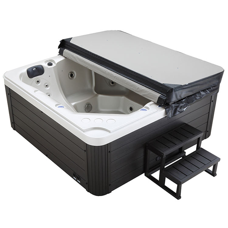 Swimspa Comfortable And Massage 5 Person Outdoor Spa Hot Tub With Tv