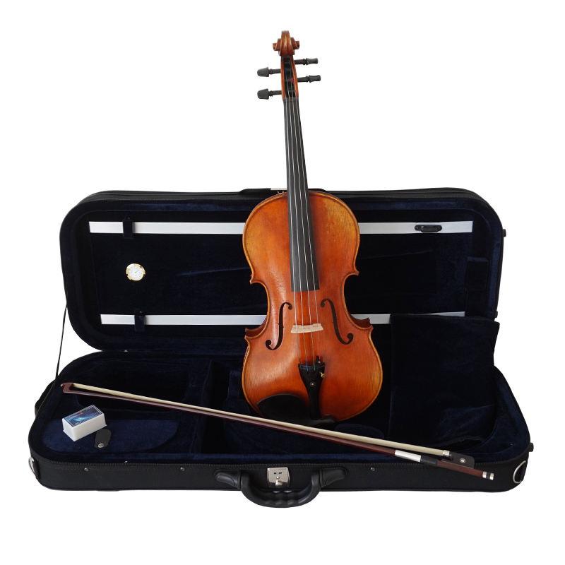 JinQu Hand carved Viola da gamba Unfinished and Unvarnished neck with Maple fingerboard Viol parts 7 string Bass Viola da gamba