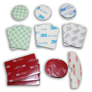 Custom Die Cut 3M 4032 Double Sided Adhesive Foam Tape with Free Sample