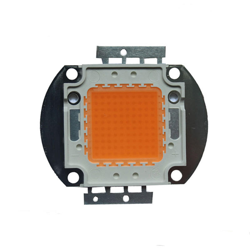 400-850nm Bridgelux Epiled Epistar led coltiva la luce cob 50 w led chip
