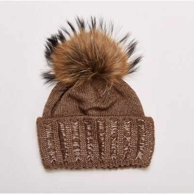 high quality camel lurex winter hats wholesale