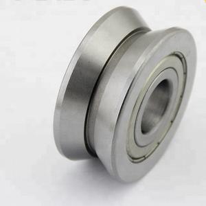 V groove guide roller bearing LV20/8ZZ