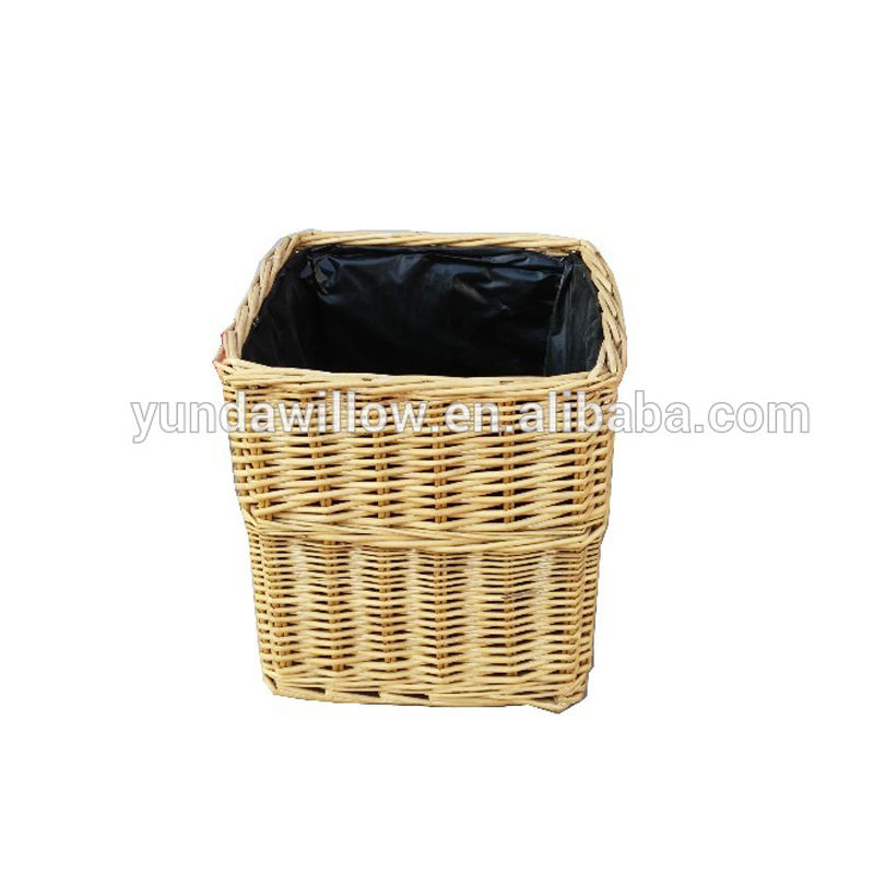 Garden Supplies Decorative Wicker Plant Pots Wholesale